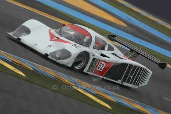 2010 Le Mans Group.C support race. Dunlop Chichane. Digital Ref : LW40D3536