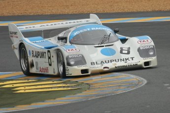 2010 Le Mans Group.C support race. Dunlop Chichane. Digital Ref : LW40D3652