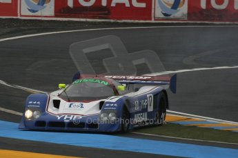 2010 Le Mans Group.C support race. Dunlop Chichane. Digital Ref : LW40D3716