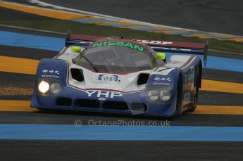 2010 Le Mans Group.C support race. Dunlop Chichane. Digital Ref : LW40D3723