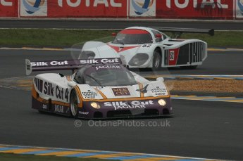 2010 Le Mans Group.C support race. Dunlop Chichane. Digital Ref : LW40D3766