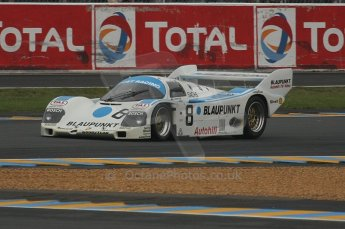 2010 Le Mans Group.C support race. Dunlop Chichane. Digital Ref : LW40D3778