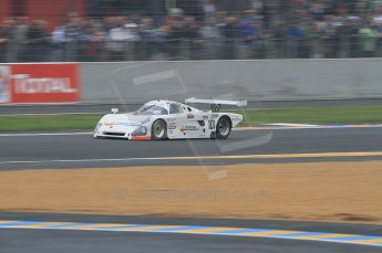 2010 Le Mans Group.C support race. Dunlop Chichane. Digital Ref : CB7D5404