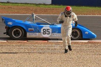 © Octane Photographic Ltd. 2010 Masters Racing - Donington September 4th 2010. World Sportscar Masters. Taydec Mk.3 - Andrew Middleton. Digital Ref :CB7D5121