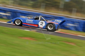 © Octane Photographic Ltd. 2010 Masters Racing - Donington September 4th 2010. Interserie Revival. Lola T280 - Leo Voyazides. Digital ref : CB7D5532