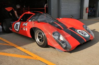 © Octane Photographic Ltd. 2010 Masters Racing - Donington September 4th 2010. Lola T70 Mk.3b. Digital Ref : CB5D9826