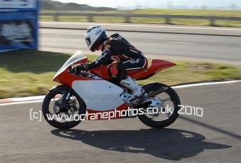 © A.Wilson for Octane Photographic 2010. NW200 11th May 2011. Digital Ref : 0065-red-white-biker