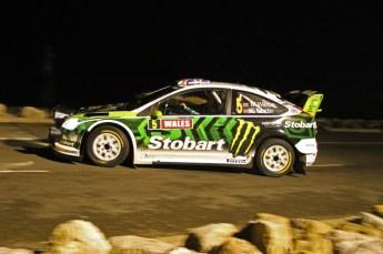 © North One Sport Limited 2010/ Octane Photographic Ltd. 2010 WRC Great Britain SS1, Thursday 11th November 2010. Digital Ref : 0115CB1D9719