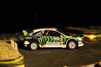© North One Sport Limited 2010/ Octane Photographic Ltd. 2010 WRC Great Britain SS1, Thursday 11th November 2010. Digital Ref : 0115CB1D9759