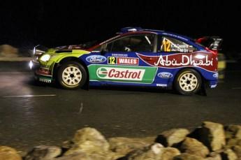 © North One Sport Limited 2010/ Octane Photographic Ltd. 2010 WRC Great Britain SS1, Thursday 11th November 2010. Digital Ref : 0115CB1D9877