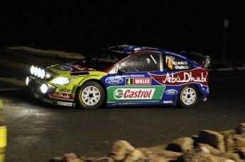 © North One Sport Limited 2010/ Octane Photographic Ltd. 2010 WRC Great Britain SS1, Thursday 11th November 2010. Digital Ref : 0115CB1D9956