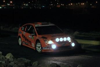 © North One Sport Limited 2010/ Octane Photographic Ltd. 2010 WRC Great Britain SS1, Thursday 11th November 2010. Digital Ref : 0115LW1D2267