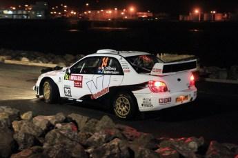 © North One Sport Limited 2010/ Octane Photographic Ltd. 2010 WRC Great Britain SS1, Thursday 11th November 2010. Digital Ref : 0115LW1D2355