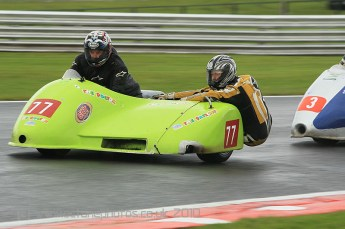 © Octane Photographic Ltd. 2010. Wirral 100, Oulton Park, October 23rd 2010. Digital Ref :