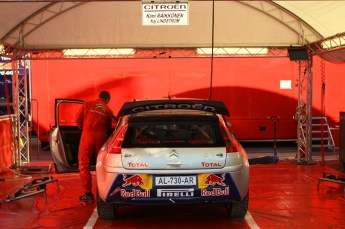 © North One Sport Limited 2010/ Octane Photographic Ltd. 2010 WRC Great Britain Shakedown, Wednesday 10th November 2010. Kimi Raikkonen/ Kaj Lindstrom, Citroen C4 WRC. Digital Ref : 0035CB1D9226