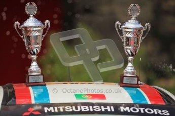 © North One Sport Ltd. 2010 / Octane Photographic Ltd. 2010 WRC Germany Podium, 23st August 2010. Digital Ref: 0212lw7d9114