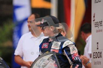 © North One Sport Ltd. 2010 / Octane Photographic Ltd. 2010 WRC Germany Podium, 23st August 2010. Digital Ref: 0212lw7d9195