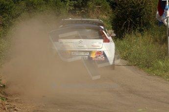 © North One Sport Ltd.2010 / Octane Photographic Ltd. 2010 WRC Germany SS13 Freisen Westrich II, 21st August 2010. Digital Ref : 0161cb1d7156