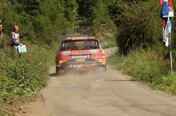 © North One Sport Ltd.2010 / Octane Photographic Ltd. 2010 WRC Germany SS13 Freisen Westrich II, 21st August 2010. Digital Ref : 0161cb1d7253