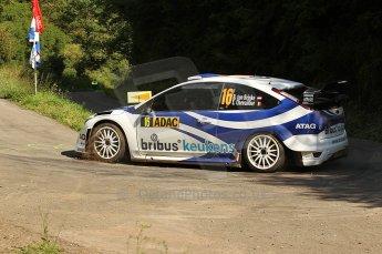 © North One Sport Ltd.2010 / Octane Photographic Ltd. 2010 WRC Germany SS13 Freisen Westrich II, 21st August 2010. Digital Ref : 0161cb1d7423