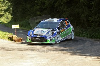 © North One Sport Ltd.2010 / Octane Photographic Ltd. 2010 WRC Germany SS13 Freisen Westrich II, 21st August 2010. Digital Ref : 0161cb1d7476