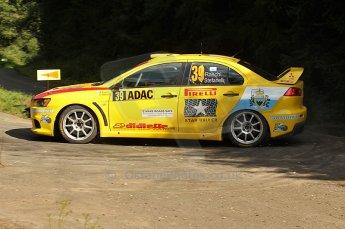 © North One Sport Ltd.2010 / Octane Photographic Ltd. 2010 WRC Germany SS13 Freisen Westrich II, 21st August 2010. Digital Ref : 0161cb1d7668