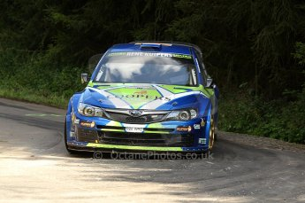 © North One Sport Ltd.2010 / Octane Photographic Ltd. 2010 WRC Germany SS13 Freisen Westrich II, 21st August 2010. Digital Ref : 0161cb1d7687