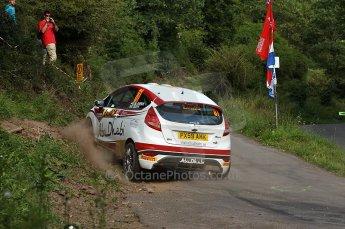 © North One Sport Ltd.2010 / Octane Photographic Ltd. 2010 WRC Germany SS13 Freisen Westrich II, 21st August 2010. Digital Ref : 0161cb1d7918