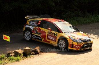 © North One Sport Ltd.2010 / Octane Photographic Ltd. 2010 WRC Germany SS13 Freisen Westrich II, 21st August 2010. Digital Ref : 0161lw7d6696