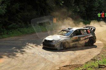 © North One Sport Ltd.2010 / Octane Photographic Ltd. 2010 WRC Germany SS13 Freisen Westrich II, 21st August 2010. Digital Ref : 0161lw7d6744