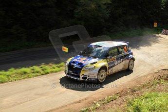 © North One Sport Ltd.2010 / Octane Photographic Ltd. 2010 WRC Germany SS13 Freisen Westrich II, 21st August 2010. Digital Ref : 0161lw7d6842
