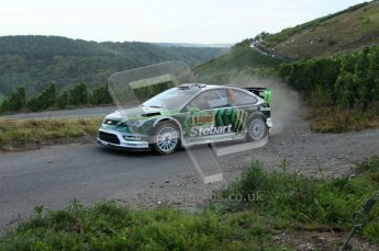 © North One Sport Ltd. 2010 / Octane Photographic Ltd. 2010 WRC Germany SS15, 22st August 2010. Digital Ref: 0210cb1d8170
