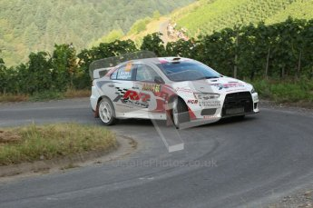 © North One Sport Ltd. 2010 / Octane Photographic Ltd. 2010 WRC Germany SS15, 22st August 2010. Digital Ref: 0210cb1d8511