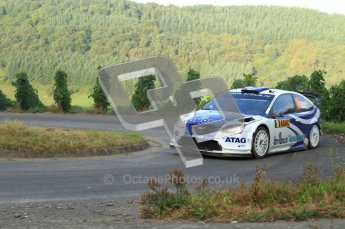 © North One Sport Ltd. 2010 / Octane Photographic Ltd. 2010 WRC Germany SS15, 22st August 2010. Digital Ref: 0210lw7d7555