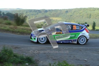 © North One Sport Ltd. 2010 / Octane Photographic Ltd. 2010 WRC Germany SS15, 22st August 2010. Digital Ref: 0210lw7d7626