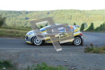 © North One Sport Ltd. 2010 / Octane Photographic Ltd. 2010 WRC Germany SS15, 22st August 2010. Digital Ref: 0210lw7d7654