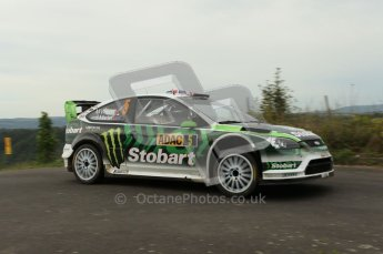 © North One Sport Ltd. 2010 / Octane Photographic Ltd. 2010 WRC Germany SS17, 22st August 2010. Digital Ref: 0211cb1d8918