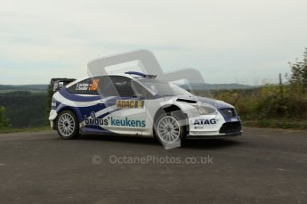 © North One Sport Ltd. 2010 / Octane Photographic Ltd. 2010 WRC Germany SS17, 22st August 2010. Digital Ref: 0211cb1d8938
