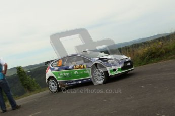 © North One Sport Ltd. 2010 / Octane Photographic Ltd. 2010 WRC Germany SS17, 22st August 2010. Digital Ref: 0211cb1d8970
