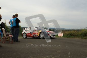 © North One Sport Ltd. 2010 / Octane Photographic Ltd. 2010 WRC Germany SS17, 22st August 2010. Digital Ref: 0211lw7d8314