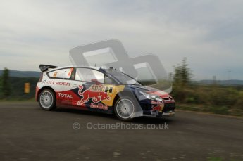 © North One Sport Ltd. 2010 / Octane Photographic Ltd. 2010 WRC Germany SS17, 22st August 2010. Digital Ref: 0211lw7d8320