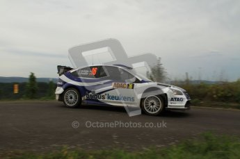 © North One Sport Ltd. 2010 / Octane Photographic Ltd. 2010 WRC Germany SS17, 22st August 2010. Digital Ref: 0211lw7d8353