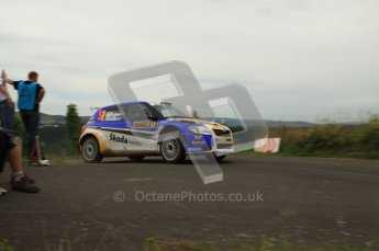 © North One Sport Ltd. 2010 / Octane Photographic Ltd. 2010 WRC Germany SS17, 22st August 2010. Digital Ref: 0211lw7d8356