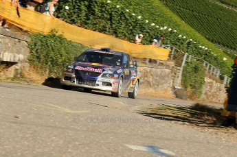 © North One Sport Limited 2010/Octane Photographic Ltd. 2010 WRC Germany SS6 Moseland II.  20th August 2010. Digital Ref : 0159cb1d5442