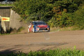 © North One Sport Limited 2010/Octane Photographic Ltd.  2010 WRC Germany SS9 Freisen Westrich I. 21st August 2010. Digital Ref : 0160cb1d5475
