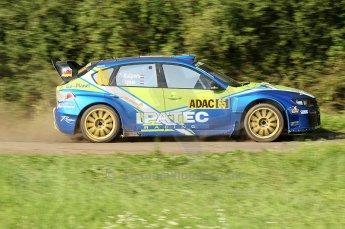 © North One Sport Limited 2010/Octane Photographic Ltd.  2010 WRC Germany SS9 Freisen Westrich I. 21st August 2010. Digital Ref : 0160cb1d5898
