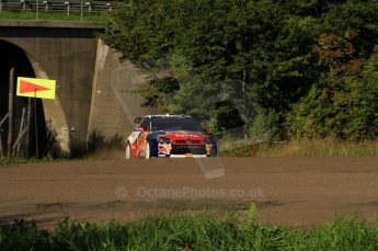 © North One Sport Limited 2010/Octane Photographic Ltd. 2010 WRC Germany SS9 Freisen Westrich I. 21st August 2010. Digital Ref : 0160LW7D5374
