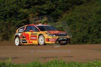 © North One Sport Limited 2010/Octane Photographic Ltd.  2010 WRC Germany SS9 Freisen Westrich I. 21st August 2010. Digital Ref : 0160LW7D5450