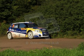 © North One Sport Limited 2010/Octane Photographic Ltd.  2010 WRC Germany SS9 Freisen Westrich I. 21st August 2010. Digital Ref : 0160LW7D5526