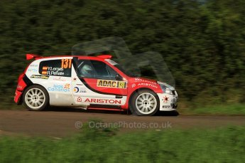 © North One Sport Limited 2010/Octane Photographic Ltd.  2010 WRC Germany SS9 Freisen Westrich I. 21st August 2010. Digital Ref : 0160LW7D5687